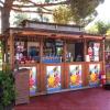 Chiringuito de madera Ibiza Marineland vista 4