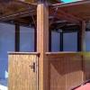 Chiringuito de madera Ibiza Marineland vista 8