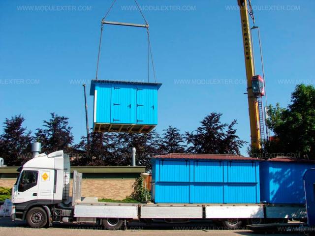 Descarga Aseo de madera Reno Holanda