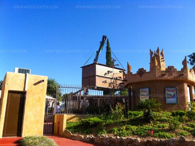 Descarga de Chiringuito de madera Ibiza Aqualeón