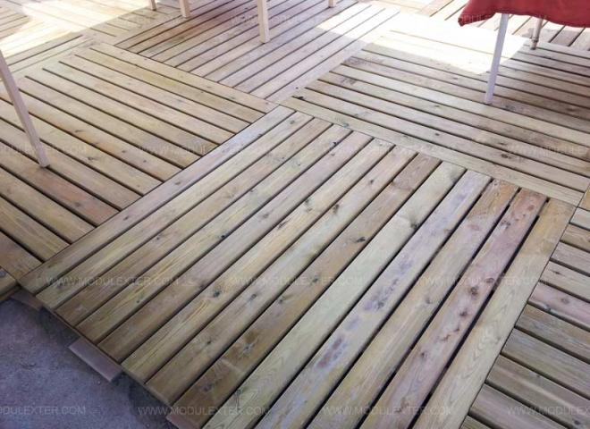 Tarima archivos for Muebles en tarimas de madera