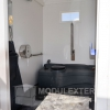Interior aseo de madera quimico