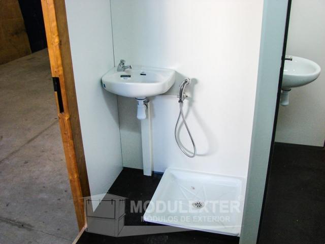 Interior ducha Palamos vista 2