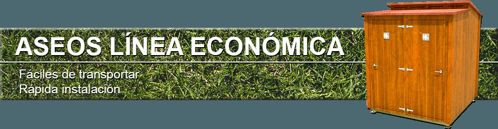 Aseos Línea Económica